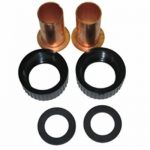 Autotrol 255 Control Valve (1041210) 1 1/4″ Sweat Copper Tube Adapter Kit