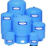 Amtrol (144-120) RO Steel Pressure Tank 20 Gallon 1″ NPT Blue
