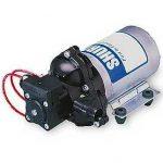 Shurflo (2088-594-154) 3.3GPM; 115VAC 1/2″ MPT; No Cord Delivery Pump