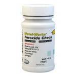 Sensafe (480014) Peroxide 50/Bottle Test Strips