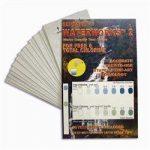 Sensafe (480655) Free & Total Chlorine Total; Box of 30 Test Strips