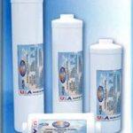 Omnipure (K5633-BB) 12″x2.5″ Inline K-Series T33 GAC Acid Wash Carbon T33 1/4″ FPT