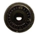 Fleck (60405-15) Program Skipper Wheel Assembly, Specify Hardness Capacity