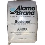Alamo Brand (A4000) Cation Water Softening Resin 1 CF Bag