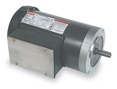 Marathon electric c371 ge nema 56c frame bolt on motors for 56c frame motor dimensions