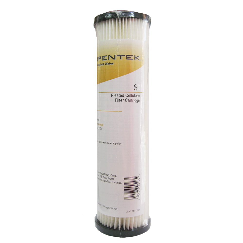 Pleated Cellulose Sediment Cartridge