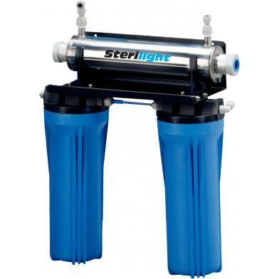 R Can Sterlight S2q Dws Uv Sterilizer 2 Gpm 100 240v 50