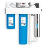 "R-Can Sterilight (SCM320-DWS12) Cobalt ""PLUS"" 13 GPM UV Integrated Home Ultraviolet System with UV Intensity Monitor"