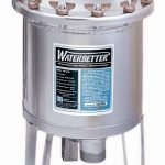 Harmsco (WB-40-SC) Waterbetter Single Filter Housing 50 GPM; 2″